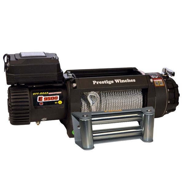 Prestige Winches - Market Leading Electric and Hydraulic Winches